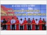 Khẳng định lập trường chính nghĩa của Việt Nam