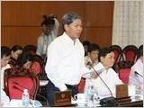 Ủy ban Thường vụ Quốc hội góp ý Luật đất đai sửa đổi