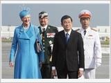 Chủ tịch nước Trương Tấn Sang thăm cấp Nhà nước Vương quốc Ðan Mạch