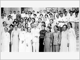 """Thực hiện Di chúc của Chủ tịch Hồ Chí Minh, phụ nữ Quân đội phấn đấu """"giỏi việc nước, đảm việc nhà"""""""