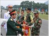 Lễ khai mạc Giải AARM-24: Đoàn kết, hữu nghị, đậm đà bản sắc Việt Nam