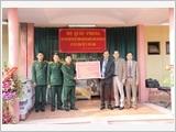 Bộ Quốc phòng trao quà tặng Trung tâm Điều dưỡng, chăm sóc người có công tỉnh Hưng Yên và tỉnh Thái Bình.
