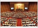 Quốc hội bế mạc Kỳ họp thứ 8 sau hơn một tháng làm việc