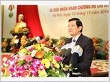 """""""Làm cho công tác đảng, công tác chính trị luôn là linh hồn, mạch sống của Quân đội nhân dân Việt Nam"""""""