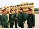 Đại tướng Phùng Quang Thanh thăm, kiểm tra Trung đoàn Bộ binh 692