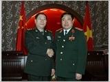 Quân đội Việt Nam ‒ Trung Quốc tăng cường hợp tác