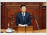 Bài phát biểu của Chủ tịch nước tại Quốc hội Nhật Bản