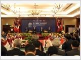 Khai mạc Hội nghị cấp cao lần thứ hai Ủy hội sông Mê Công quốc tế