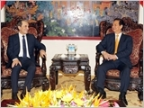 Lãnh đạo Đảng, Nhà nước đón tiếp, hội đàm với Thủ tướng Bulgaria