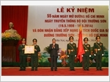 Đường Trường Sơn - Đường Hồ Chí Minh đón nhận Bằng Di tích Quốc gia đặc biệt