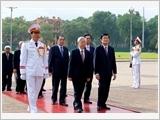 Hoạt động kỷ niệm 124 năm Ngày sinh Chủ tịch Hồ Chí Minh