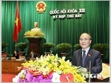 Khai mạc trọng thể Kỳ họp thứ 7, Quốc hội khóa XIII