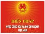 Hiến pháp nước Cộng hòa XHCN Việt Nam - nhìn từ góc độ nhân văn