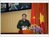 Khai mạc Hội nghị quân chính toàn quân 6 tháng đầu năm 2014