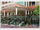 Công tác giáo dục quốc phòng và an ninh cho sinh viên ở Trường Đại học Hải Phòng
