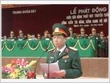 """Thực hiện Cuộc vận động """"Phát huy truyền thống, cống hiến tài năng, xứng danh Bộ đội Cụ Hồ"""" ở Quân khu 4"""