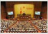 Khai mạc Kỳ họp thứ mười, Quốc hội khóa XIII