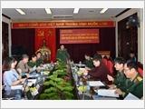 Ban Tuyển sinh quân sự, Bộ Quốc phòng gặp mặt báo chí