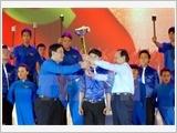 Sôi nổi kỷ niệm 84 năm ngày thành lập Đoàn TNCS Hồ Chí Minh