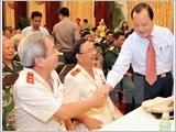 Họp mặt truyền thống nhân chứng lịch sử Chiến dịch Hồ Chí Minh