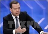 Thủ tướng Medvedev: Việt Nam dần trở thành quốc gia hàng đầu châu Á-TBD