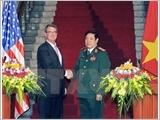 Việt Nam-Hoa Kỳ ký Tuyên bố Tầm nhìn chung về quan hệ quốc phòng