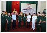 Bộ Quốc phòng gặp mặt kỷ niệm 90 năm Ngày Báo chí cách mạng Việt Nam