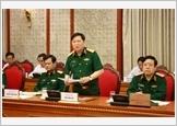 Bộ Chính trị làm việc với Ban Thường vụ Quân ủy Trung ương về chuẩn bị Đại hội Đảng bộ Quân đội lần thứ X
