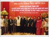 70 năm Cách mạng Tháng Tám và Quốc khánh nước Cộng hòa xã hội chủ nghĩa Việt Nam với sự nghiệp đổi mới, hội nhập và phát triển (1945-2015)