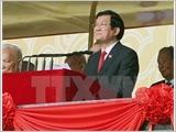Diễn văn của Chủ tịch nước Trương Tấn Sang tại Lễ kỷ niệm 70 năm Cách mạng Tháng Tám và Quốc khánh 2-9