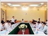 Góp ý trực tiếp vào Dự thảo sửa đổi Hiến pháp năm 1992 (sửa đổi năm 2013) và thảo luận về hai dự án luật