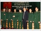 Đại tướng Nguyễn Chí Thanh, tấm gương sáng của một người cộng sản chân chính