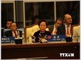 越南国家副主席阮氏缘呼吁亚洲各国促进对话和增强信心