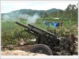 提高步兵师在防御战役中打击空降敌军的炮兵火力效率