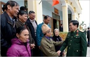 弘扬全国抗战精神 建立稳固的全民国防阵势