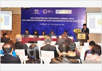 APEC八个工作组就2017年合作方向展开讨论