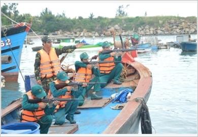 关于海上民兵自卫力量建立与活动的若干问题