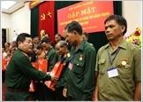 Bộ Quốc phòng gặp mặt Người có công với cách mạng tỉnh Kon Tum