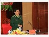边防部队推动落实越共十二大四中全会关于党建工作决议