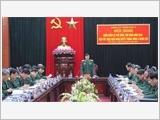 第三军区落实越共十二大四中全会决议的核心任务