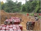 化学兵种提高对有毒化学物质、放射性事故的应急处理能力