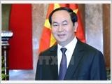 陈大光:发挥团结协作 做到自强自立 稳步向前迈进