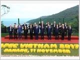 2017年APEC峰会成功落幕 针对越南的篡改、贬低言行也风消云散