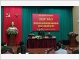 Họp báo giới thiệu Giao lưu hữu nghị Quốc phòng biên giới Việt Nam - Trung Quốc năm 2018