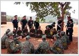 302师训练备战活动中的党务政治工作