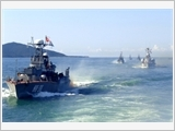 海军第一军区着手提高作战训练质量