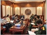 越南在联合国维和行动中迈出发展新步伐