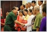 Bộ Quốc phòng gặp mặt đoàn đại biểu Người có công tỉnh Đồng Nai