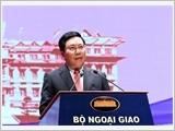 第30次外交会议:主动、创新及有效落实越共十二大决议