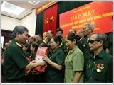 Tổng cục Chính trị gặp mặt Đoàn đại biểu Cựu Thanh niên xung phong chiến khu Việt Bắc